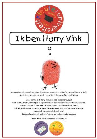 ik ben harry vink lessuggesties