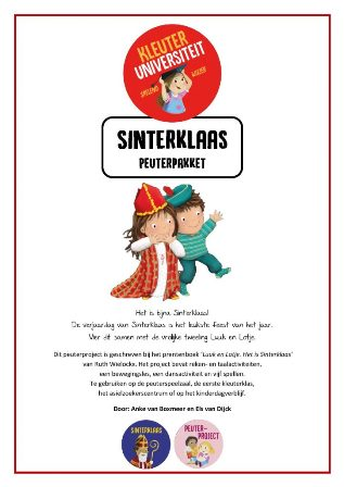 sinterklaas peuters, project