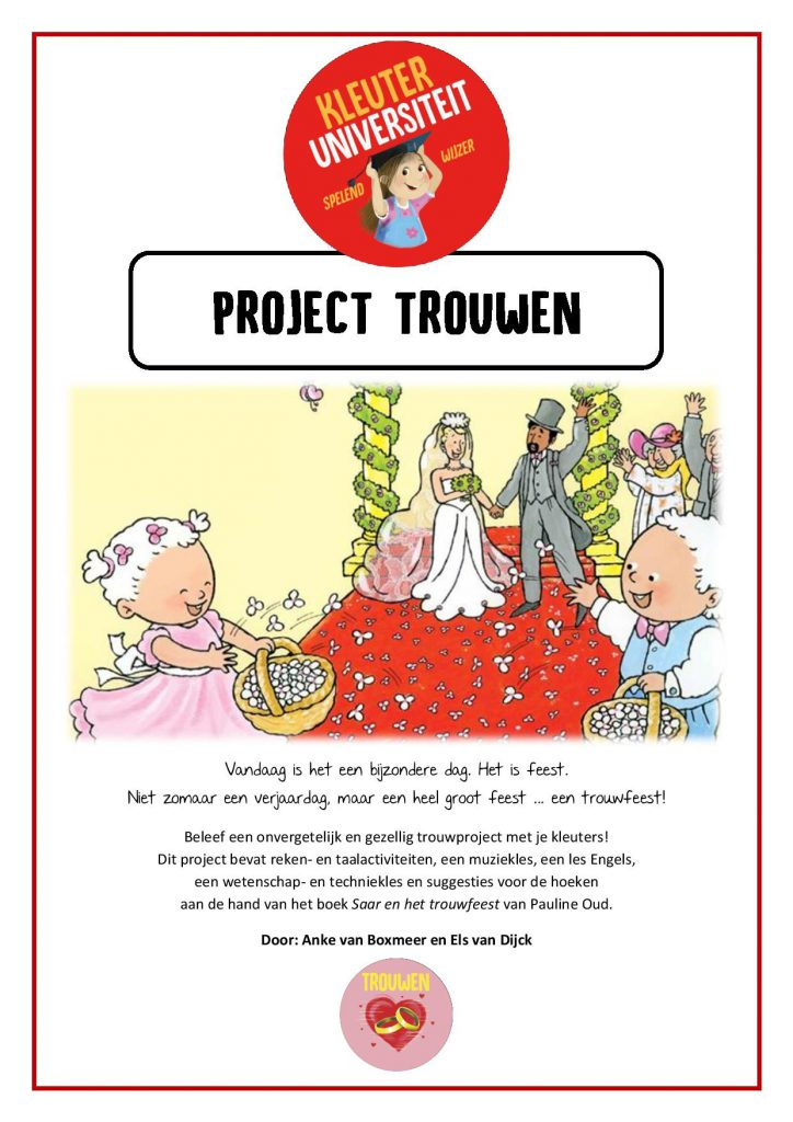 project trouwen