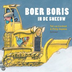 boer-boris-in-de-sneeuw, prentenboek, kleuters, winter