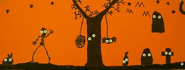 Halloween Lesidee.Tekenen En Zo Halloween