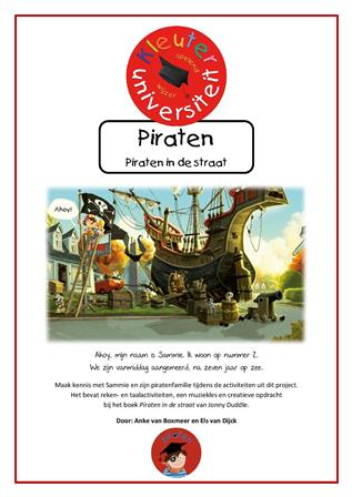 piraten kleuters