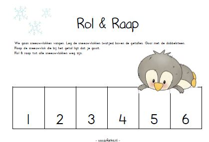 rol en raap winter
